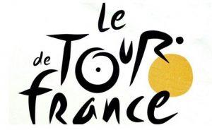 Tour de France brand mark