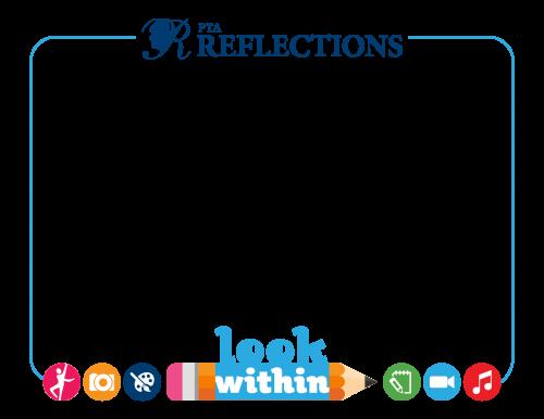 Certificate for PTA Reflections multimedia arts program, Westbrook Intermediate School