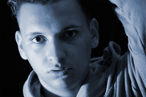 Cyanotype photo of Denys V