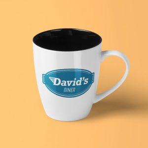 David's Diner | original logo